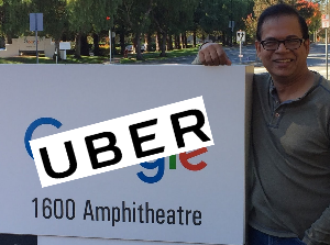 Amit Ainghal nun bei Uber statt Google