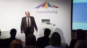 Peter Schaar Keynote auf dem letzten Google DatenDialog